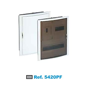 Arelos 5420 Caja de Distribució n, Blanco SOLERA serie arelos