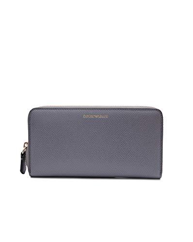 Zip Grey Armani Around Emporio Wallet gfU5Wq