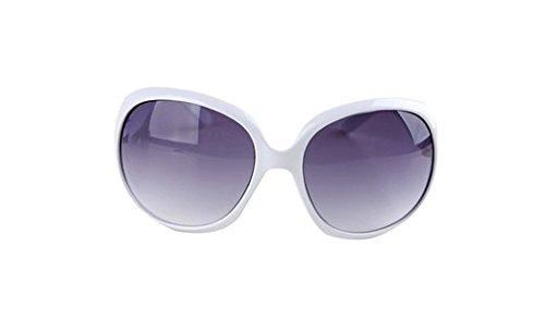 lentes marco antiUV plástico 6 para sol yo Morado oscuras ocular Fashion champán de Vi protección de Morado grande tintadas mujer Gafas znPwAHq