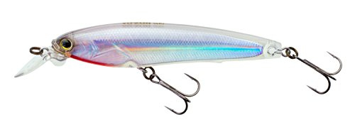 Yo-Zuri F1157 HGSH 3DS Minnow Suspending Lure, 4-Inch, Holographic Ghost (Holographic Ghost)
