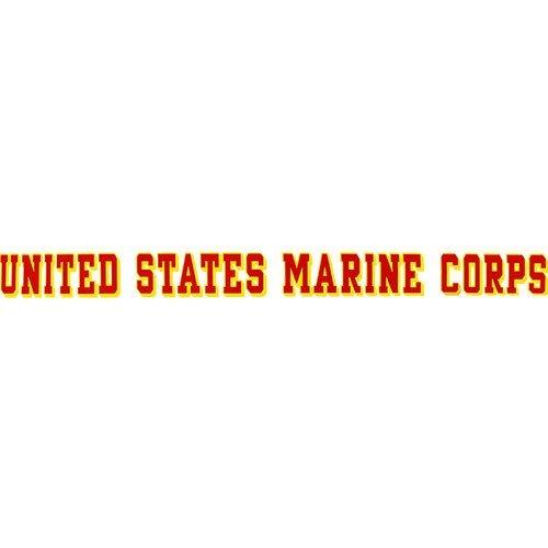 United States Marine Corps Window Strip ()