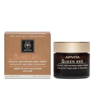 Apivita Queen Bee Holistic Age Defense Night Cream 50ml/1.73oz by Apivita
