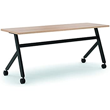 Basyx By HON Fixed Base Multi Purpose Table, 72 Inch, Wheat/