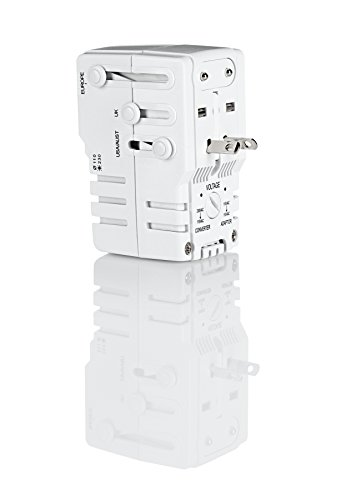 Travel Smart By Conair All In One Adapter And Converter