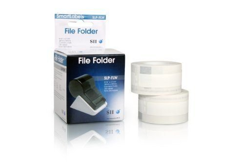 SKPSLPFLW - Self-Adhesive File Folder Labels