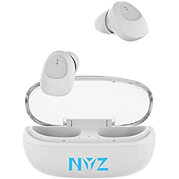 Amazon.com: Bluetooth 5.0 Wireless Earbuds, Bluedio Hi ...