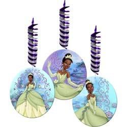 Hallmark Disneys The Princess & The Frog Hanging