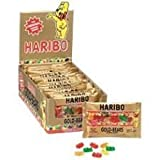 Haribo Gold Bears Gummy Candy, 2 Ounce -- 144 per case.
