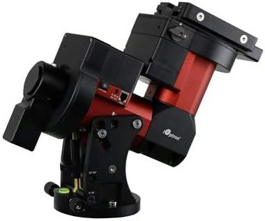 Hard Case iOptron CEM40 Mount Head with iPolar Electronic Polar Finder
