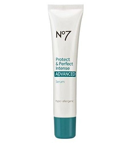 No7保護&完璧な強烈な高度な血清30ミリリットル (No7) (x2) - No7 Protect & Perfect Intense ADVANCED Serum 30ml (Pack of 2) [並行輸入品]   B01N3SFGS5