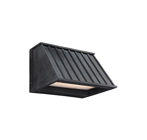 16' Exterior Wall Sconce (Murray Feiss OL12600DWZ-LED Tove Outdoor Wall Sconce)