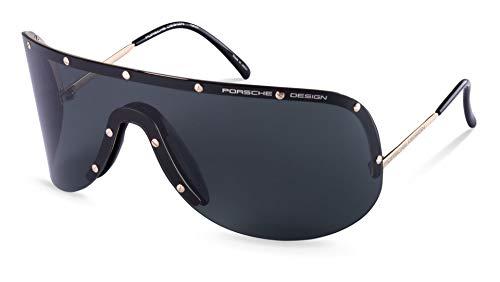 Authentic Porsche Design P 8479 A Gold Sunglasses