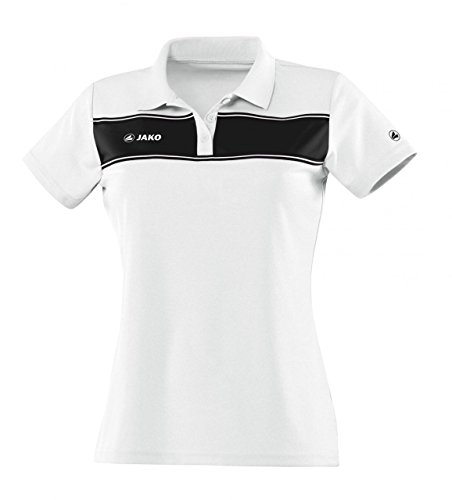 Jako Player - Polo para mujer multicolor - blanco / negro