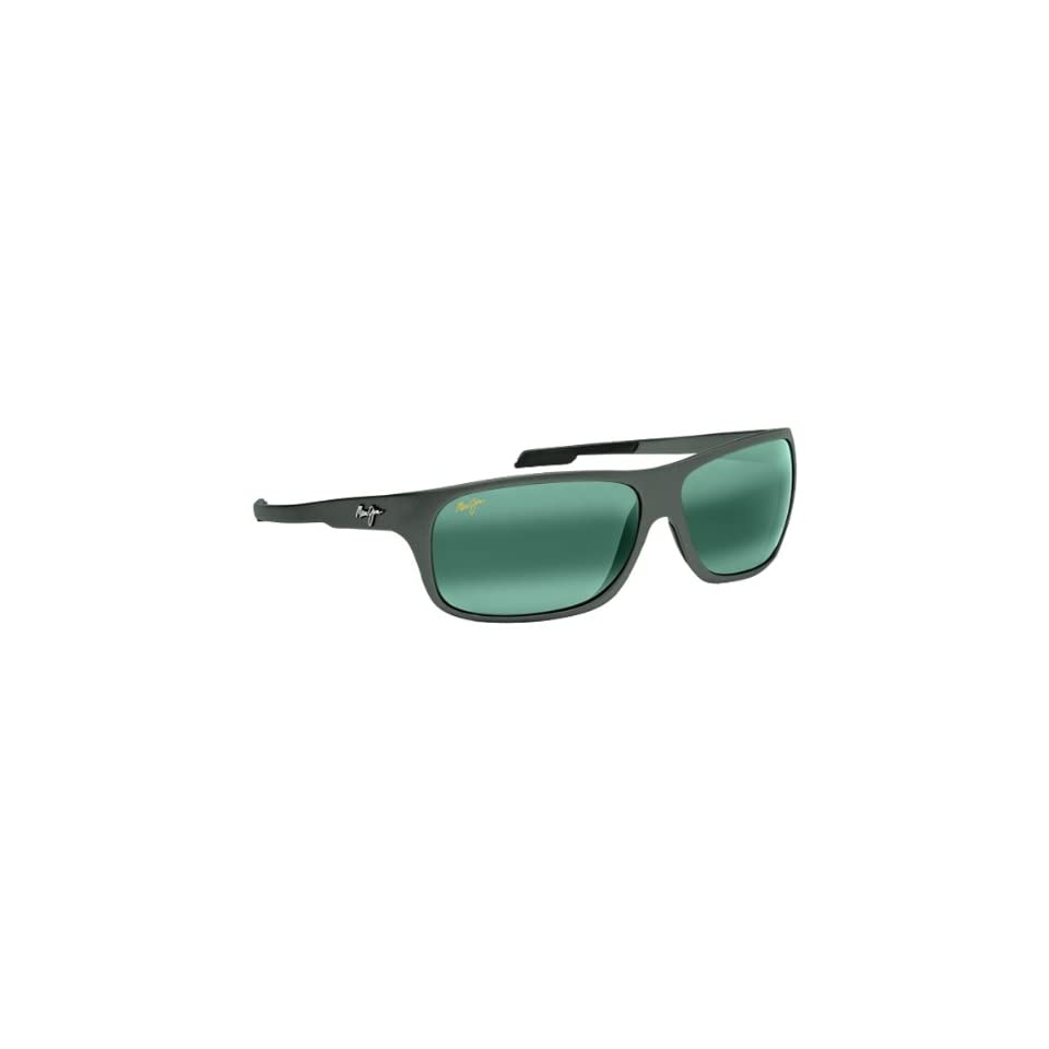 Maui Jim Sunglasses Island Time Adult Polarized Eyewear   Titanium/Neutral Grey / One Size Fits All
