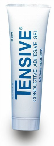 Parker Labs Tensive Conductive Adhesive Gel, 50 g Tube by Parker Labs