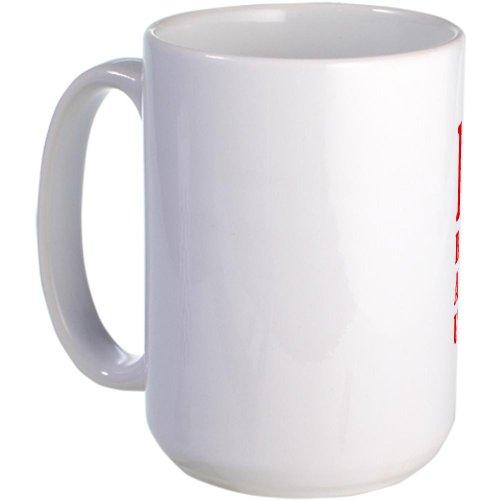 CafePress BAU Criminal Minds Large Mug Large Mug - Standard