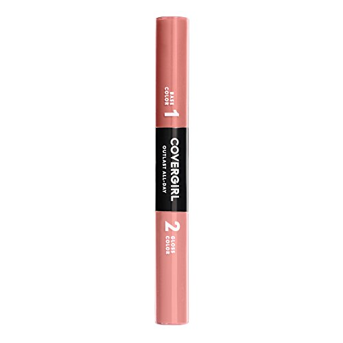 Covergirl Outlast All-day Color & Lip Gloss Nude Intensity ,