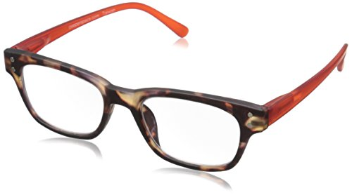 Peepers Style One Retro Readers, tortoise/red,  - Glasses 2016 Styles