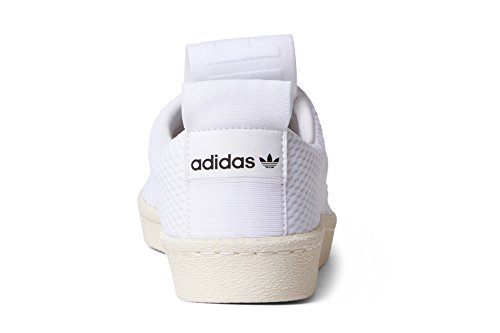 Adidas Originals Womens Superstar Slipon W Sneaker Vit / Vit-off-white