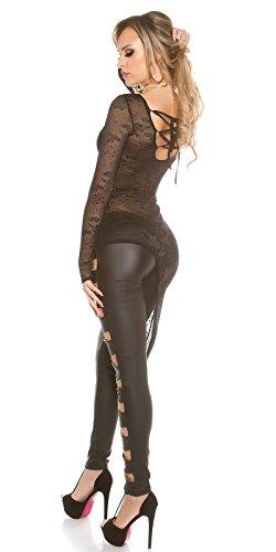 In-Stylefashion - Sudadera - para mujer negro