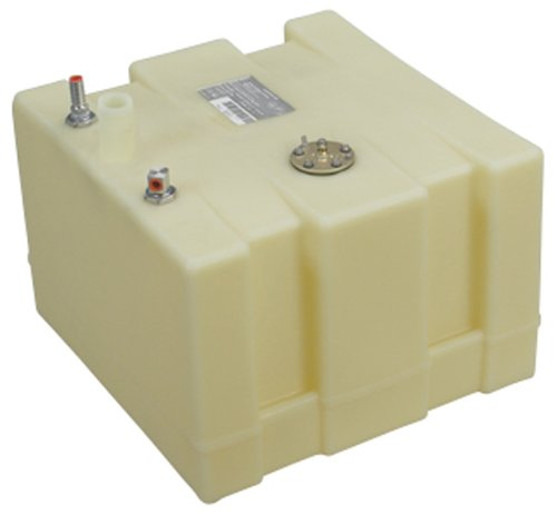 Moeller Marine Below Deck Permanent Fuel Tank (15-Gallon, 18.5