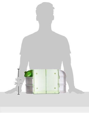 31t2G2ipXYL - Munchkin Diaper Duty Organizer, Green/White