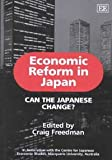 Economic Reform in Japan, , 1840645091