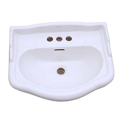 English Turn Pedestal Sink - 2