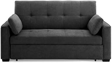 Mechali Products Furniture Sofa Sleeper Convertible into Lounger Love seat Bed – Twin, Full Queen Sizes – Queen