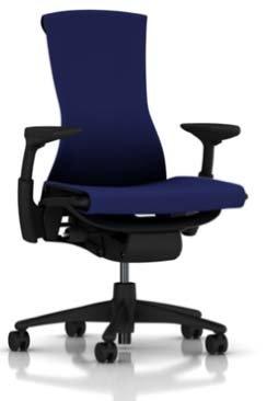 Herman Miller Embody Chair - Home Office Desk Task Chair wit
