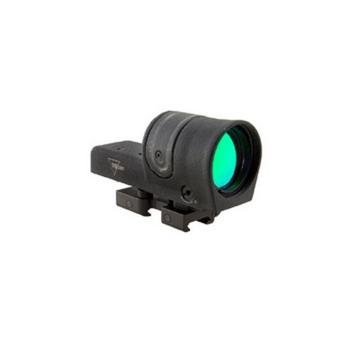 (Trijicon Reflex Amber 4.5 MOA Dot Reticle Rifle Scope with Flattop Mount)
