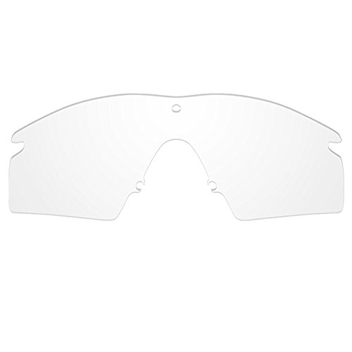 Inew clear Replacement Leneses For Oakley M Frame - M 2 Frame