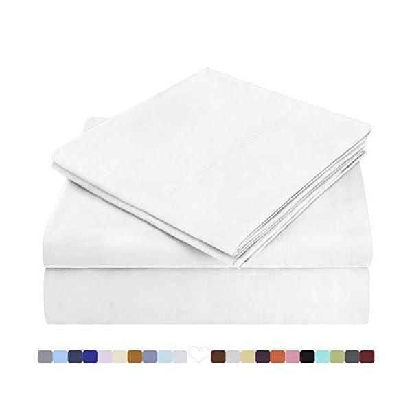Best Soft Microfiber Sheets Sets For Bedding 2020