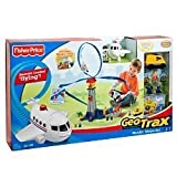 : Fisher Price GeoTrax GeoAir Special Edition Mega Set