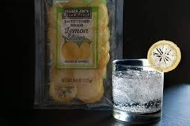 Trader Joe's Sweetened Dried Lemon Slices (Pack of 6)