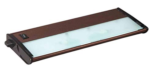 Two Light Metallic Bronze Undercabinet Strip (Min-6) by Maxim Lighting (Image #1)