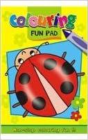 Book Colouring Fun Pad: Fun to Do Activity Pads