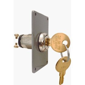 Accessories - Universal B100 - Key Switch for All Door (Universal Keys)