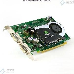 nVidia Quadro FX370 - Tarjeta gráfica PCI-e Dual DVI GDDR2 ...
