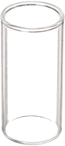 Shell Vials (Kimble Borosilicate Glass Clear Disposable Shell Vials for Chloride Meters, 20mm O.D. x 40mm Height (Case of 500))