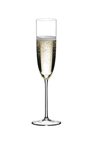 (Riedel Sommeliers Champagne, Glass, Accessories for Wine, 170ml, 4400/08)