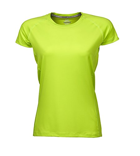 tj7021 Ladies Cool de Dry Tee – Camiseta Cal Brillante