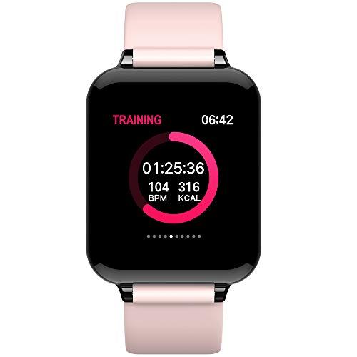 XUEYAN521 Activity tracker Smart Watch Men Women For Apple Watch Android Phone Waterproof Heart Rate Monitor Blood…