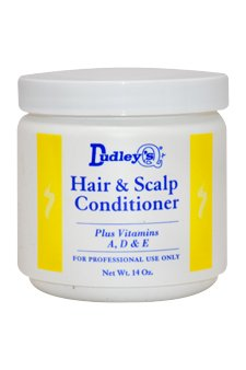 Dudley's Hair and Scalp Conditioner for Unisex, 14 Ounce (Vitamins Plus Scalp Conditioner)