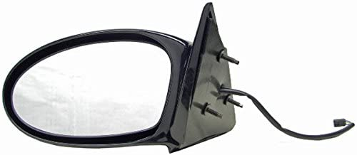 Partslink Number GM1320258 OE Replacement Oldsmobile Alero//Pontiac Grand AM Driver Side Mirror Outside Rear View