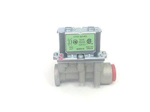 Professional Side Burner (Atwood 31150 OEM RV Hydro Flame Heater Furnace Side Outlet Valve - 12V DIS Furnace Gas Valve)