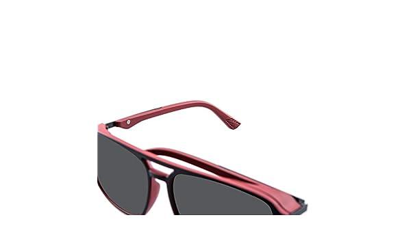 ZHENG Gafas de Sol polarizadas para Hombre Gafas de Sol de ...
