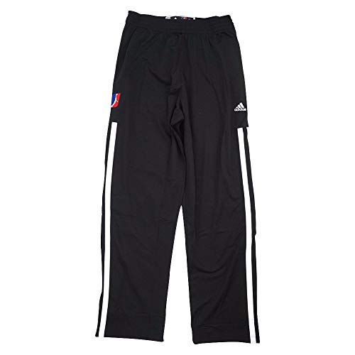 adidas NBA D-League Authentic On-Court Team Issued Players Warm Up Pants Men's