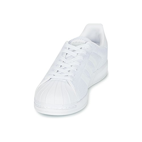 Zapatillas Supershell para adidas Pharrell Hombre Cream White Superstar CttwqEnxzH