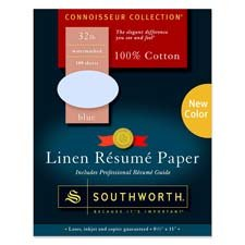 Amazon Com Southworth Company Linen Resume Paper 32